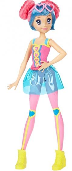 Barbie videogames tienerpop roze 33 cm