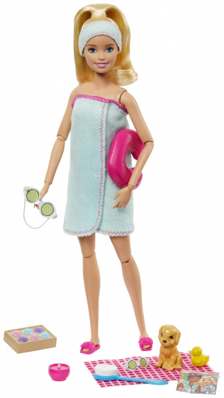 Barbie Wellness Spa
