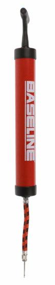 Baseline balpomp 30 cm rood 3 delig
