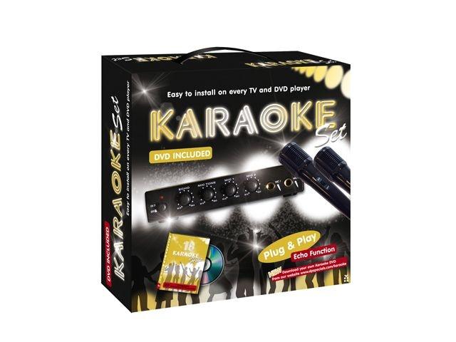 VDM Karaoke Set Pro Met DVD