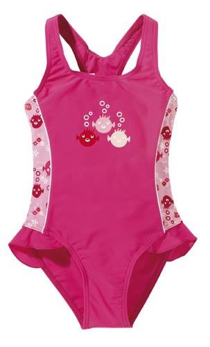 Beco Sealife Swimsuit Pink Girls 110