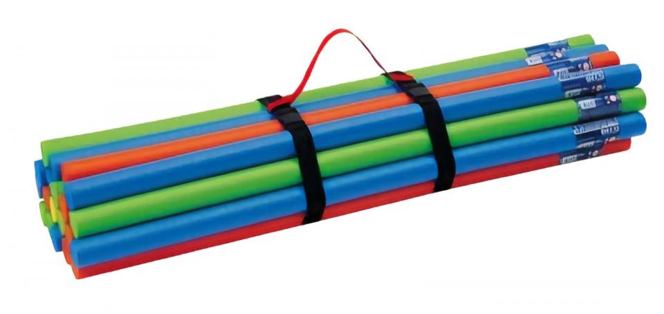 Beco draagband Zwemnoodles zwart/rood