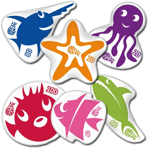Sealife duikdieren