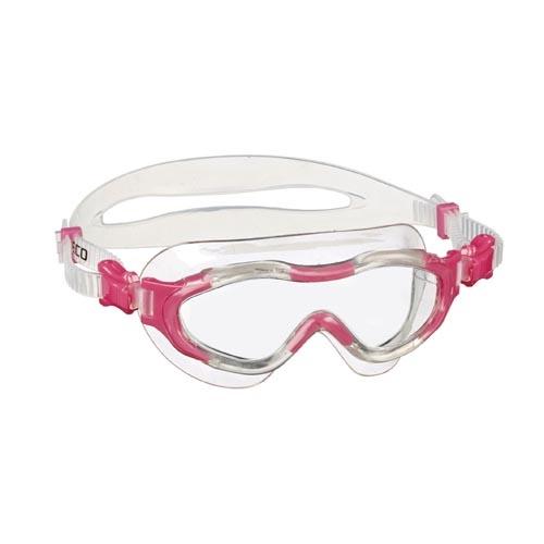 Beco zwembril Alicante junior roze 4+