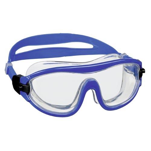 Beco zwembril Durban unisex blauw