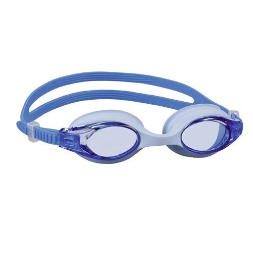 Beco zwembril Tanger unisex blauw one size
