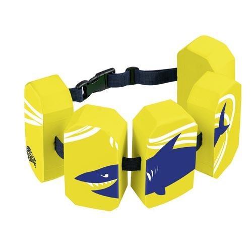 Beco zwemgordel 5 drijvers 15 30 kg geel