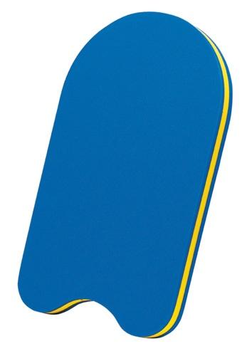Beco zwemplank Sprint junior 47,5 x 27 cm blauw/geel