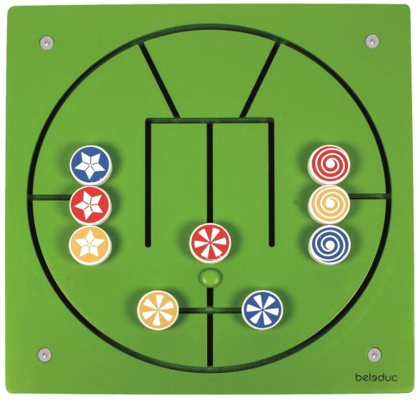 Speel Element 3 op een rij - Beleduc (23628)