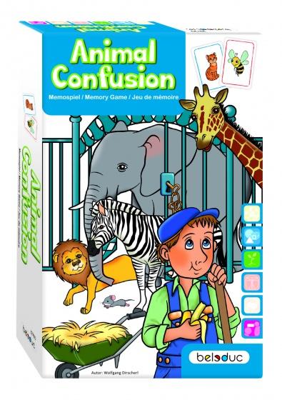 beleduc spel Animal Confusion