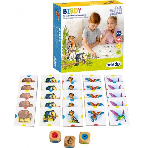 beleduc spel Birdy
