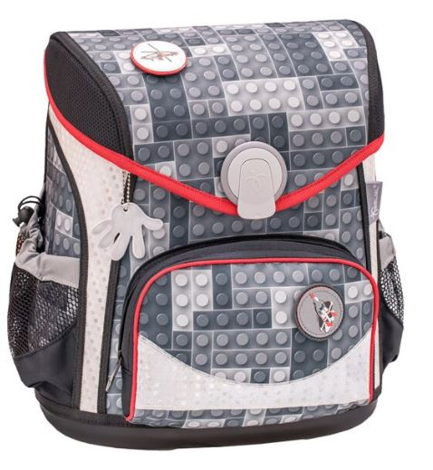 Belmil rugzak Cool Bag 19 liter polyester grijs