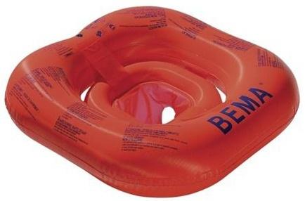Bema baby zwemband oranje 72 x 70 cm
