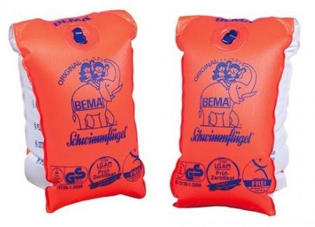 Bema zwemvleugels 1 oranje 6 12 jaar