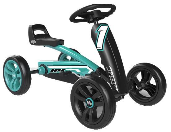BERG Skelter Buzzy racing 83 x 49 x 50 cm blauw/ zwart