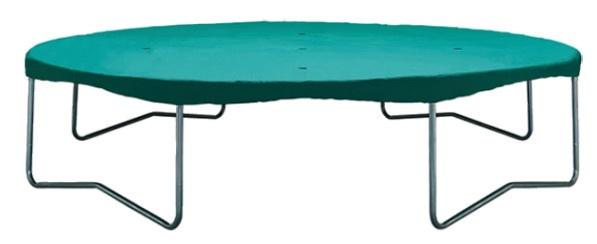 berg tarpaulin trampoline basic 430 cm green internet toys. Black Bedroom Furniture Sets. Home Design Ideas