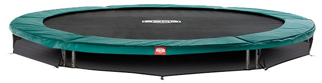BERG Trampoline Inground Talent 244 cm groen