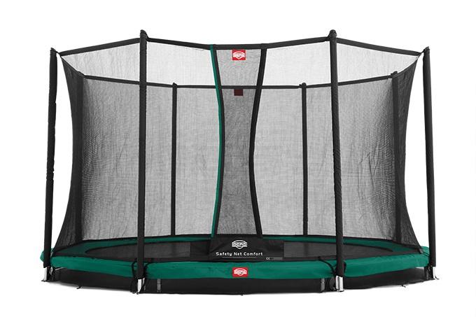 BERG veiligheidsnet Comfort voor inground trampoline 380 cm