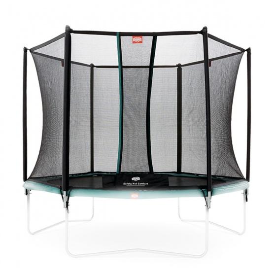 BERG veiligheidsnet Comfort voor trampoline 300 cm zwart