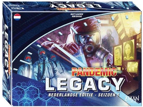 Z Man Games Pandemic Legacy Blue gezelschapsspel