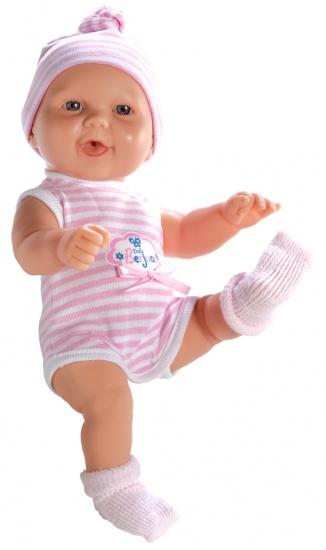Berjuan Baby Pipi Pop 30 cm Roze