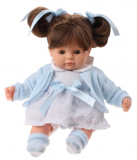 Berjuan Baby Shoes Pop met 4 Functies 34 cm Blauw