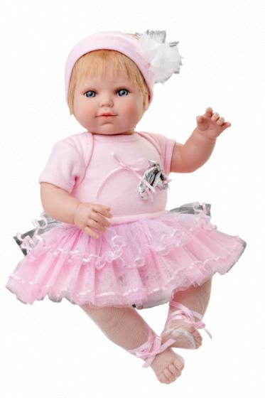 Berjuan babypop Baby Sweet junior vinyl roze