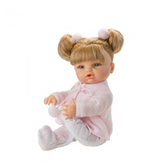 Berjuan babypop Grande 32 cm roze