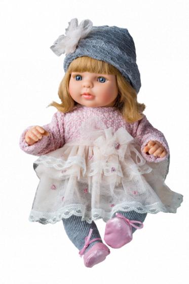 Berjuan babypop Laura junior wol roze