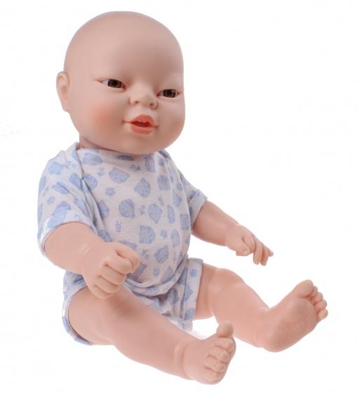 Berjuan babypop Newborn Aziatisch 30 cm jongen