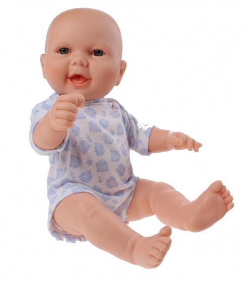 Berjuan babypop Newborn blank 30 cm jongen