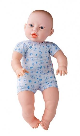 Berjuan babypop Newborn soft body Aziatisch 45 cm jongen