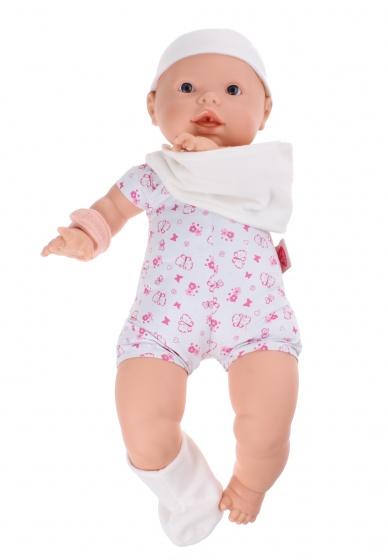 Berjuan babypop Newborn soft body ziekenhuis 45 cm meisje