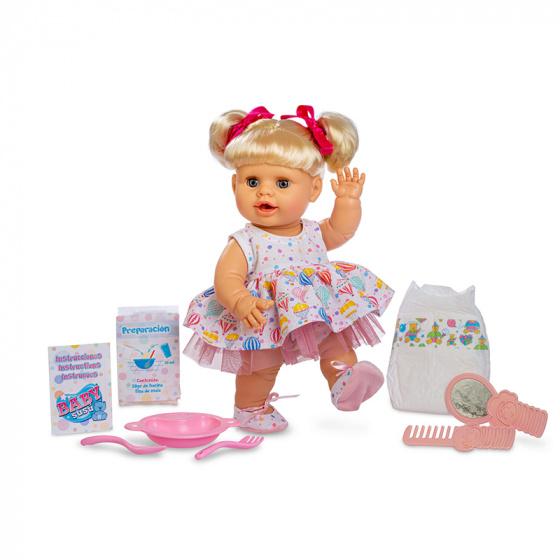 Berjuan babypop Susú interactief junior 38 cm 13 delig