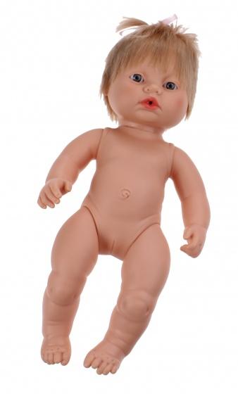 Berjuan babypop zonder kleren Newborn Europees 38 cm meisje