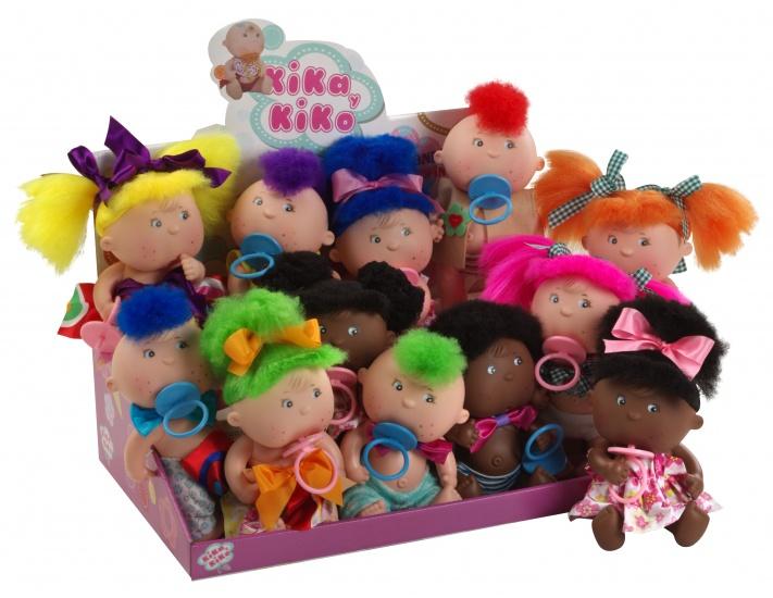 Berjuan Babypoppen Set Gorditos 130 16 12 Stuks