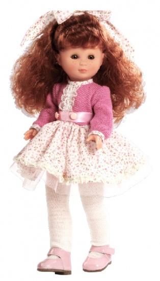 Berjuan Pop Clara 42 cm Roze