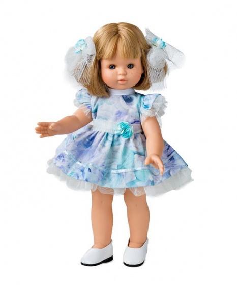 Berjuan pop Sofia 32 cm blauw