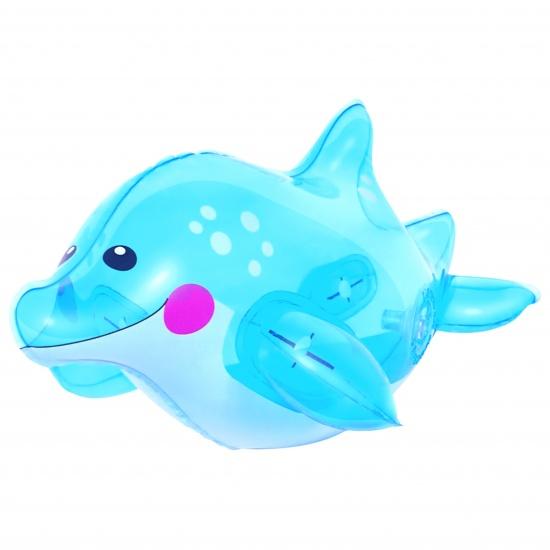 Bestway Badfiguur Dolfijn 30 cm Blauw