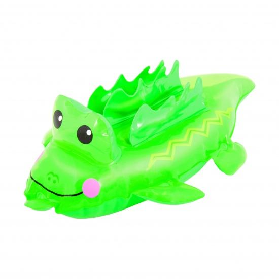 Bestway Badfiguur Krokodil 30 cm Groen