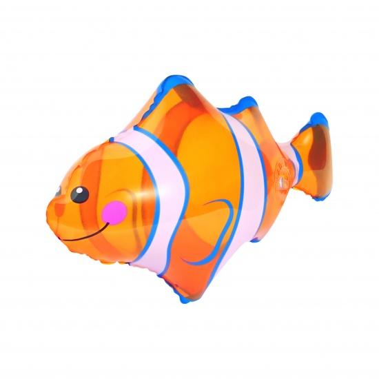 Bestway Badfiguur Vis 30 cm Oranje