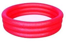 Bestway Kinderzwembad Play Rood Rond 152 x 30 cm