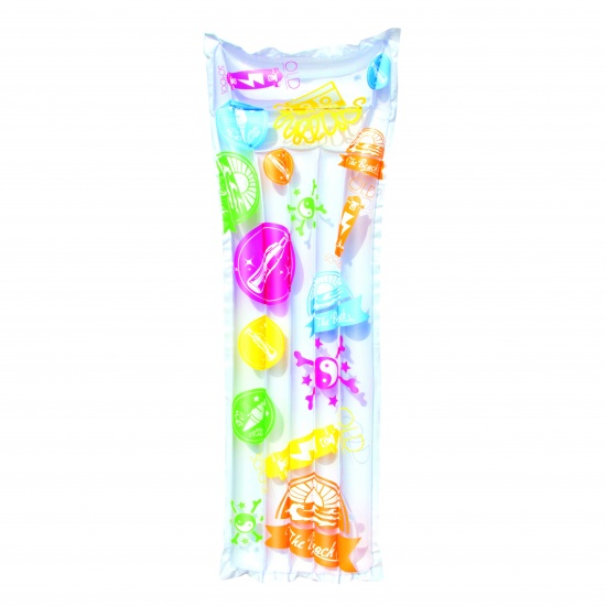 Bestway Luchtbed Beach Multicolor 183 x 69 cm