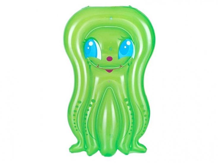 Bestway Luchtbed Octopus groen