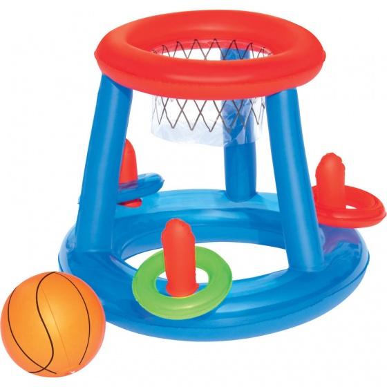 Opblaasbaar Basketbal-Play Set