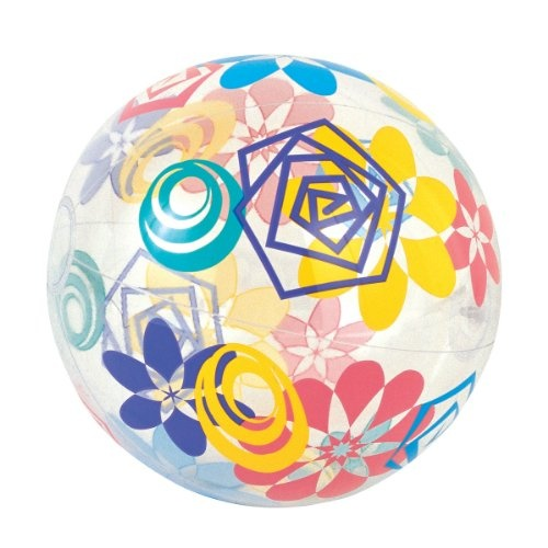 Bestway Strandbal Designer Abstract 41 cm Multicolor