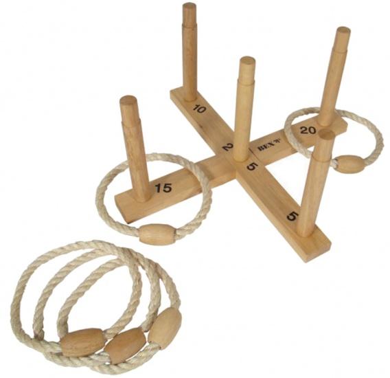 Bex ring gooien original 11 delig