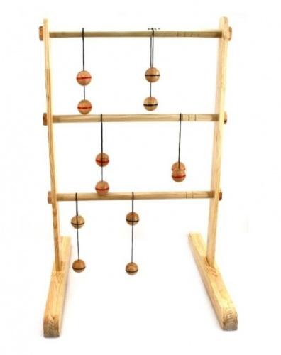 BEX Spin Ladder Pro Rubberhout