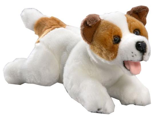 BIColini Knuffelhond Jack Russel Liggend 29 cm