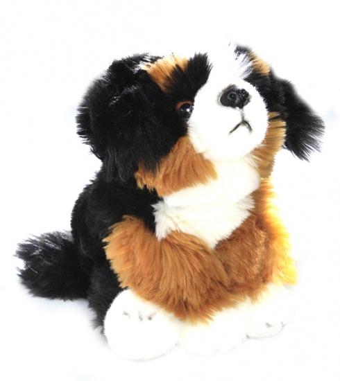 BIColini Knuffelhond Liggende Berner Sennen 23 cm